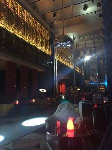 W HOTEL Beijing エントランス